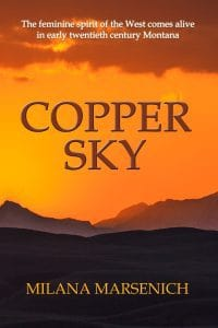 Copper Sky cover