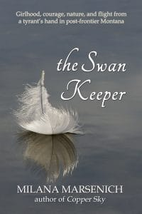The Swan Keeper cover